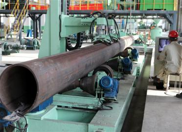 L360X52 LSAW steel pipe