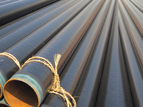 ASTM A671 CP65 LSAW steel pipeline