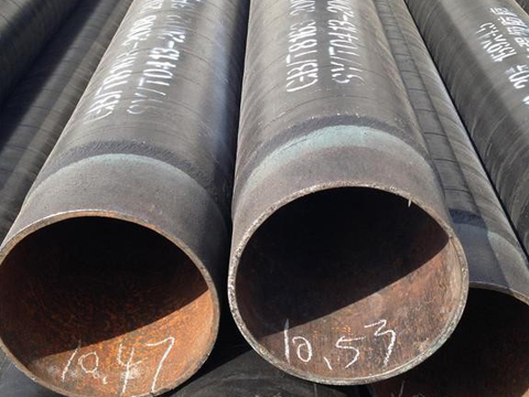 ASTM A672 A55 LSAW pipeline