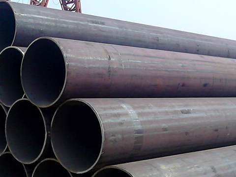 EN10219 S275NH LSAW steel pipeline