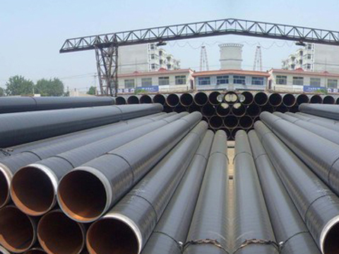 EN10219 S460NH LSAW steel pipeline