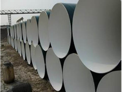 EN10219 S355NH LSAW steel pipeline