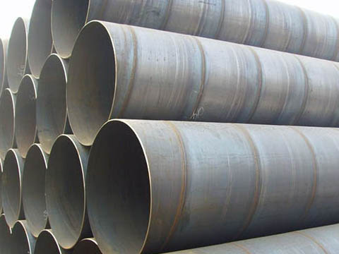Q215B welded steel pipe under GB/T13793-2008 standard