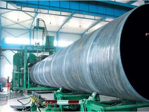 ISO 3183 L175P / A25P PSL1 LSAW pipeline