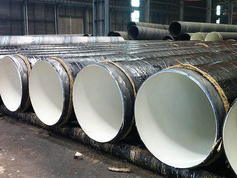 ISO 3183 L245/B PSL1 LSAW pipeline