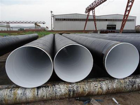 ISO3183 L415Q/X60Q PSL2 LSAW pipeline