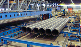 ASTM A252 Welded and Seamless Steel Pipe Piles